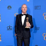 Michael Keaton galardonado como mejor actor de comedia musical en los Globos de Oro 2015