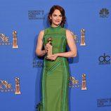Ruth Wilson galardonada como mejor actriz de serie o comedia musical en los Globos de Oro 2015