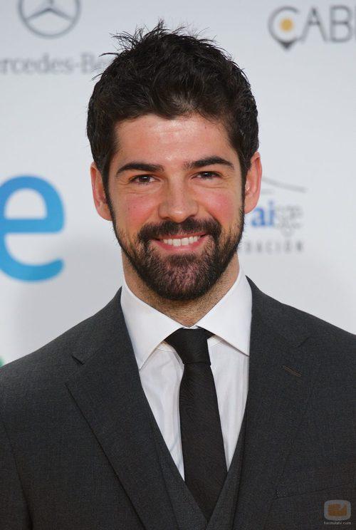 Miguel Angel Muñoz Premios Forqué 2015