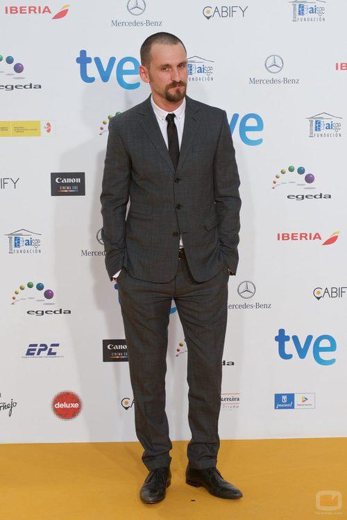 Raúl Arévalo Premios Forqué 2015