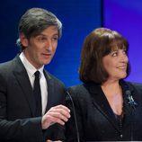 Carmen Maura y Ernesto Alterio Premios Forqué 2015