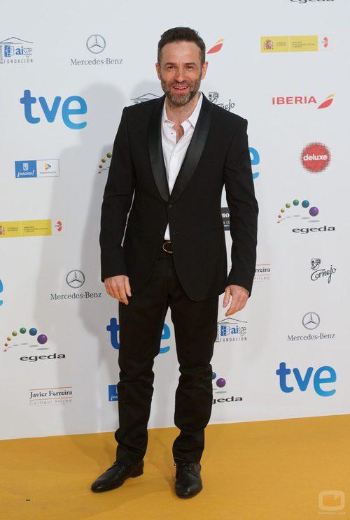 Gustavo Salmeron Premios Forqué 2015