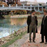 Víctor Ros y Blázquez paseando por el Madrid del Siglo XIX
