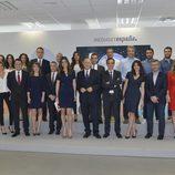 Equipo de presentadores de Informativos de Mediaset