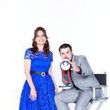 Diego y su madre Estrella, de '¿Quién quiere casarse con mi hijo?'