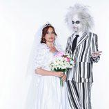 Diego y su madre Estrella, participantes de '¿Quién quiere casarse con mi hijo?'