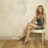 Emily VanCamp en la cuarta temporada de 'Revenge'