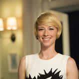 Karine Vanasse en la cuarta temporada de 'Revenge'