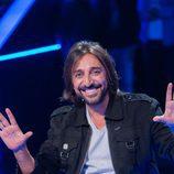 Antonio Carmona durante las actuaciones de 'Hit-La canción'