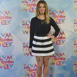 Alyson Rae Eckmann en la 'Sálvame Fashion Week'