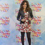 Carmen Alcayde no faltó a la 'Sálvame Fashion Week'