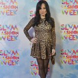 María Escoté en la 'Sálvame Fashion Week' en Telecinco