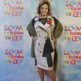 María Teresa Campos en la 'Sálvame Fashion Week'