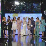 El primer desfile de la 'Sálvame Fashion Week' de Telecinco