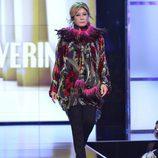 Mila Ximénez, moda España en la 'Sálvame Fashion Week'