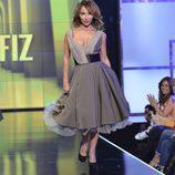 María Patiño, con la moda española en la 'Sálvame Fashion Week'
