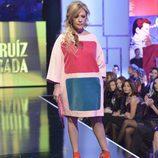 Lydia Lozano, moda España en la 'Sálvame Fashion Week'
