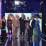 El desfile español de la 'Sálvame Fashion Week'