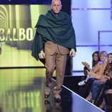 Kiko Matamoros, de Lucas Balboa en la 'Sálvame Fashion Week'