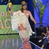 Raquel Bollo, desfile 'Sálvame Beach'