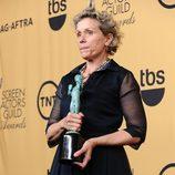 Frances McDormand, Mejor Actriz de Miniserie o TV Movie en los SAG 2015