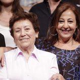 Amparo Baró y Carmen Machi en el Centro Dramático Nacional