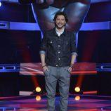 Manuel Carrasco, nueva incorporación de 'La Voz Kids'
