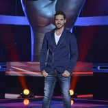 David Bisbal, coach de 'La Voz Kids'