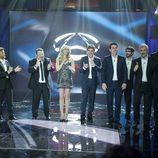 Imagen de la Gala del 25 Aniversario de Antena 3