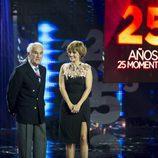 José María Carrascal y Lourdes Maldonado