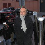 Gonzalo de Castro, muy afectado tras la muerte de Amparo Baró
