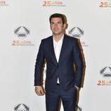 Arturo Valls en la fiesta del 25 aniversario de Antena 3