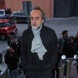 Gonzalo de Castro quiso dar su último adiós a Amparo Baró