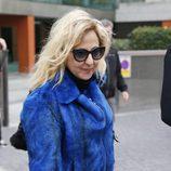 Carmen Machi despidió a Amparo Baró, su compañera de '7 vidas'