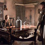 Cersei Lannister y Jaime Lannister