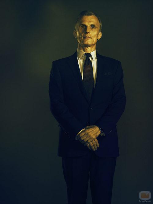 Richard Sammel en 'The Strain'