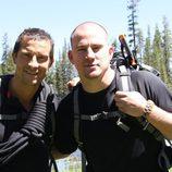 Bear Grylls junto a Channing Tatum