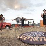 Los Jiménez en 'Los Gipsy Kings'