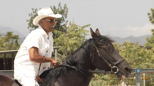 El Charro, integrante de los Fernández-Navarro
