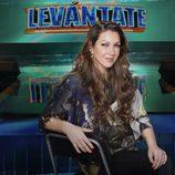 Niña Pastori, integrante del jurado de 'Levántate'