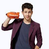 Nick Jonas, presentador en Nickelodeon