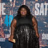 Gabourey Sidibe en los 40 años de 'Saturday Night Live'