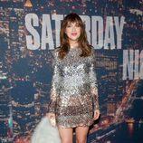 Dakota Johnson en el 40 aniversario de 'Saturday Night Live'