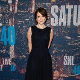 Tina Fey en el 40 aniversario de 'SNL'