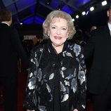 Betty White en la fiesta 'Saturday Night Live' 40