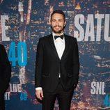 James Franco en la fiesta del 40 aniversario de 'SNL'