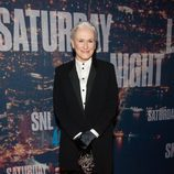 Glenn Close celebra los 40 años de 'Saturday Night Live'