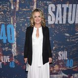 Amy Poehler en el 40 aniversario de 'Saturday Night Live'