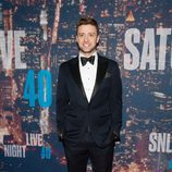 Justin Timberlake en el 40 aniversario de 'Saturday Night Live'
