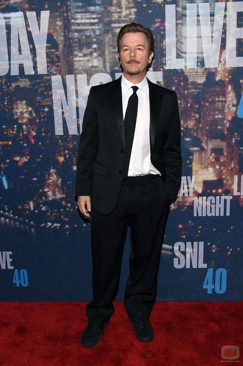 David Spade en el 40 aniversario de 'Saturday Night Live'